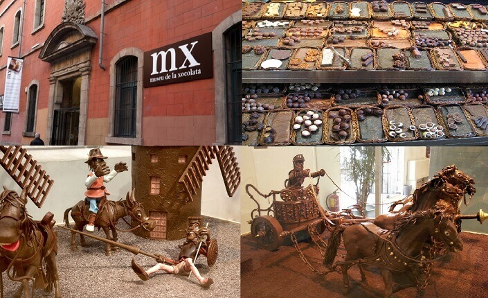 Chocolate Museum Barcelona Attraction