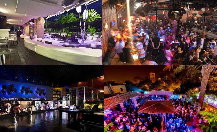Clubbing En Barcelona