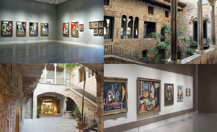 Picasso Museum Barcelona Attraction