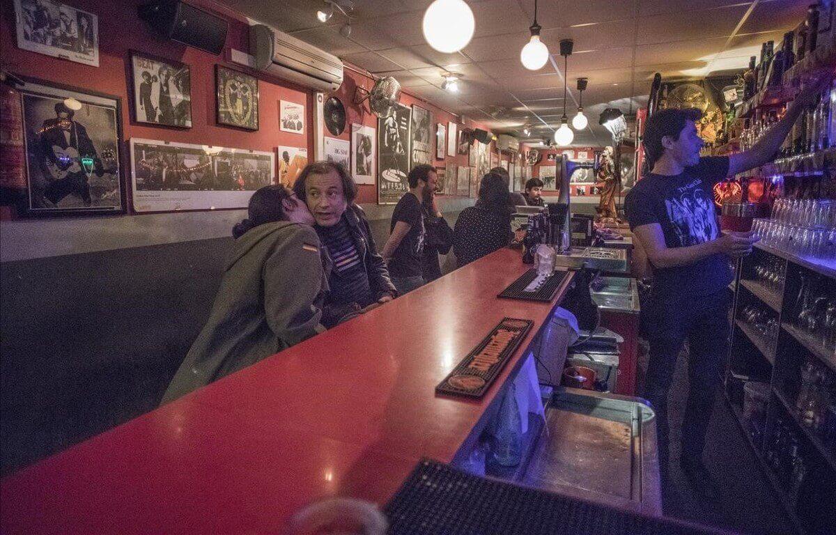 Bar Psycho Barcelona