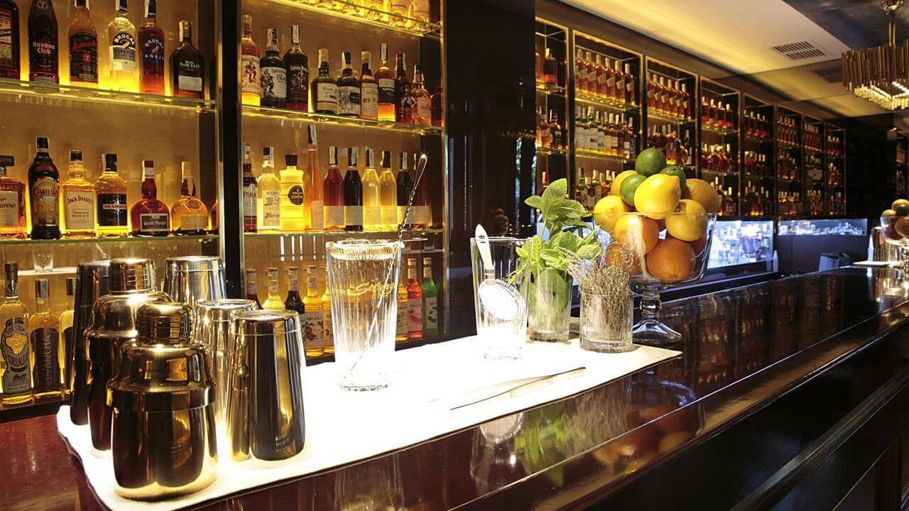 Bar Solange Cóctel Barcelona