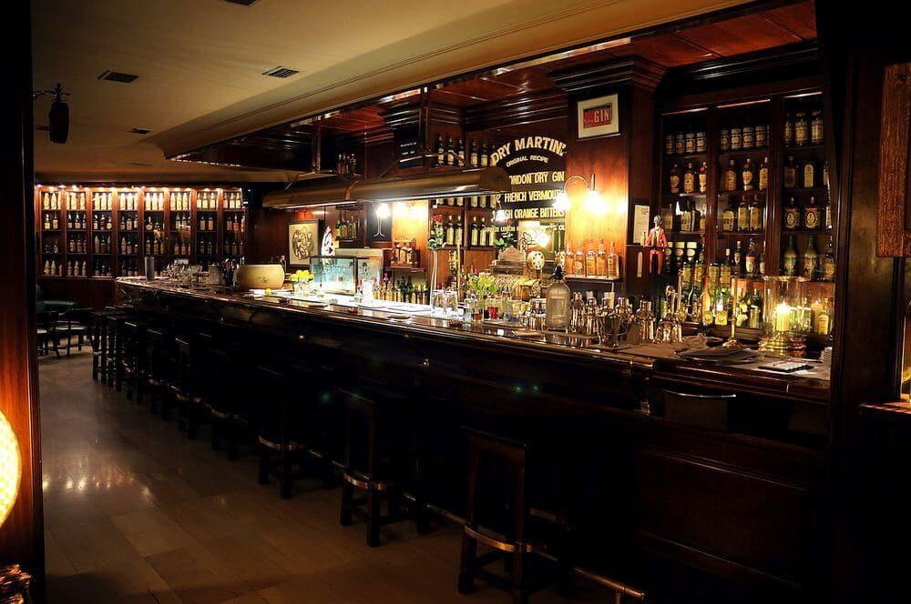 Bar Dry Martini Cóctel Barcelona
