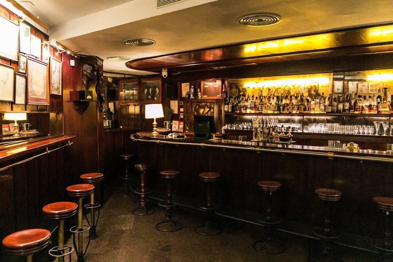 Bar Boadas Barcelona