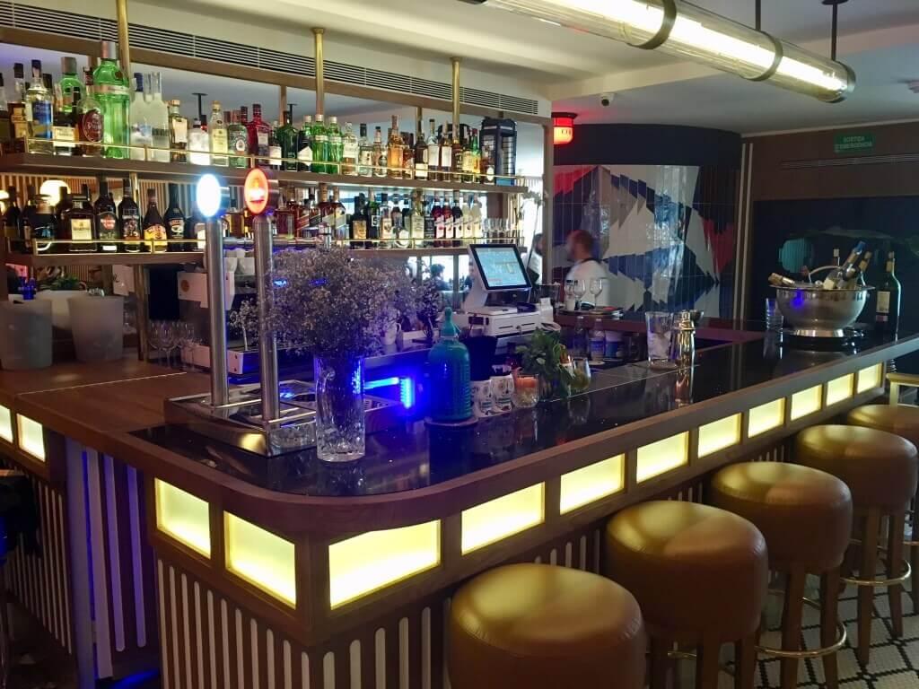 El CInco Bar Barcelona