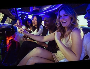 Strip club party bus Barcelona