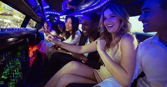 Barcelona party packages for party bus Barcelona