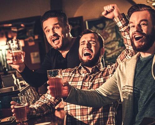 Los cinco mejores bares para despedidas de soltero de Barcelona, consejos y sugerencias.