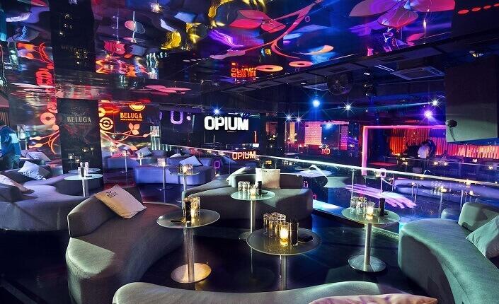 Opium Barcelona Club