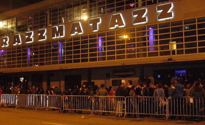 Razzmatazz Barcelona