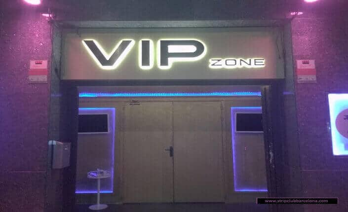 VIP Zone Strip Club Barcelona