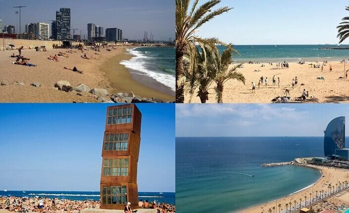 The Best Beaches In Barcelona