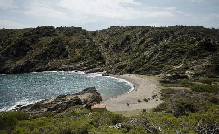 Costa Brava Beach Cala Tavallera