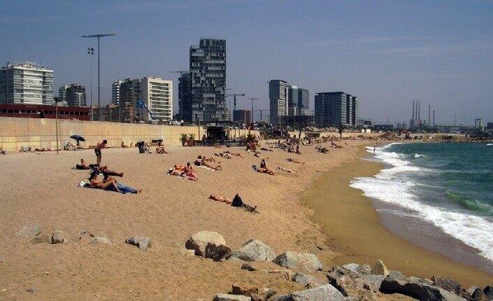 Nova Mar Bella Beach Barcelona