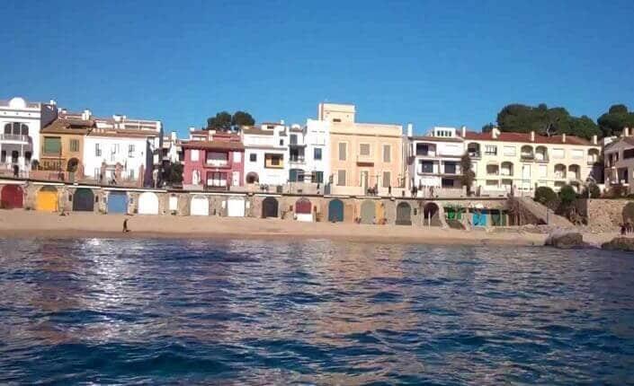 Platja del Canadell Playa En La Costa Brava