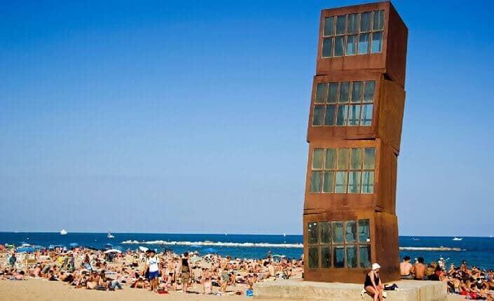 Sant Miquel Barcelona Beach